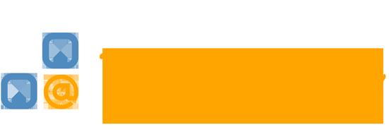 Mijn snel ontworpen bedrijfs logo - Vergoote versie